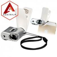 Universal Clamp 63x Microscope - A-UC-63X - Silver