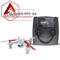 Hubsan FPV X4 Mini Drone Quadcopter with Camera - H107D