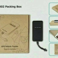GPS SECURITY TRACKER TR 02