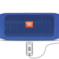 JBL Charge 2+ Blue Portable Bluetooth Speaker USB Wirel Diskon
