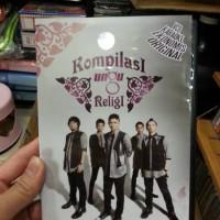 VCD KARAOKE UNGU - KOMPILASI RELIGI (2011)