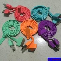 Kabel Vivan Fetucinne CSL100 Iphone 4 Candy