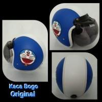 Jual Helm Bogo Motif Doraemon Timbul Kaca Bogo Original Murah