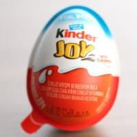 Kinder Joy Chocolate With Surprise for boys