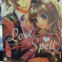 Cuci Gudang Komik: Love Spell ( Moe Tsuzuki )