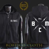 Vest Hoodie / Jaket Rompi 'Exclusive black rebel motorcycle club 2