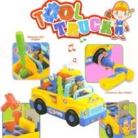 Huile Toys 789 - Tool Truck (Terlengkap) Surabaya