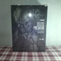 HOT TOYS celtic predator from alien versus predator