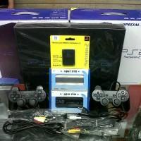Playstation PS2 Fat Sony Hardisk Eksternal 40GB (Komplit Tinggal Main)
