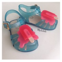 Mini Melissa Aranha Popsicle Green