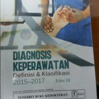 Buku Diagnosa Keperawatan Nanda