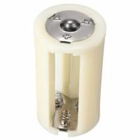 3AA to D , 3 AA to D battery converter, konverter, selongsong, batre