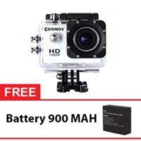 Jual Onix Cognos Action Camera 12MP 1089P Bonus Battery Original Murah