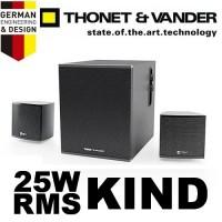 Thonet & Vander Kind Multimedia Speaker