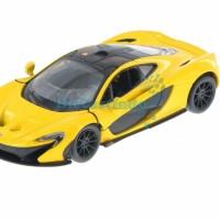 Kinsmart - McLaren P1 Kuning, Skala 1:36