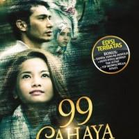 99 CAHAYA DI LANGIT EROPA (COVER FILM)