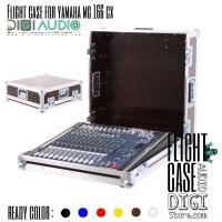 Flight Case Audio mixer Yamaha MG 166 CX Hard Case / Hardcase