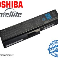 Baterai ,Batre ,Battery Laptop Toshiba Model PA3817U-1BRS Original