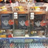 POWERBANK MONSTER HUNTER 4 (LIMITED EDITION)