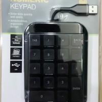 Targus Wired Keypad (Numeric Pad) - AKP10AP
