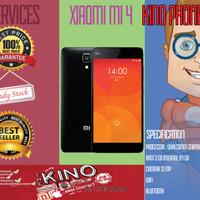 Xiaomi Mi4 Black 64Gb Ram 3gb Limited Edition Garansi 1 Tahun