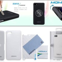 SALE!!! MOMAX Clear Touch Ultra Thin Case Blackberry Z1 Promo