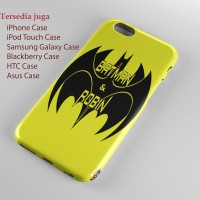 batman and robin movie title logo iphone case & All semua HP