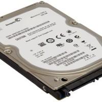 "Harddisk Seagate Internal Notebook 500GB HDD SATA 2.5"""