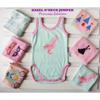 "Kazel O'neck Jumper ""Princess Edition"" isi 6"