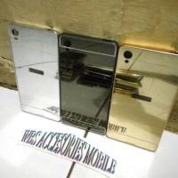 sony xperia Z2 bumper metal case miror slide aluminium xperia Z2