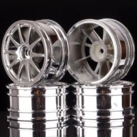 harga RC Wheel Rim 3mm 1:10 On-Road Racing Car Tires 6003 f HSP HPi Tamiya Tokopedia.com
