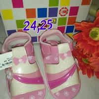 sepatu sendal bayi perempuan baby shoes branded fladeo