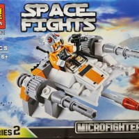 Bricks / Lego Space Fights / Star Wars [BELA 10361]