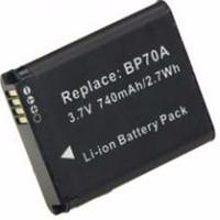 Baterai Kamera Samsung BP70A BP70EP SLB-70A (OEM) DTCO