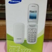 Samsung E1272 Caramel White