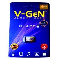 MICRO SD/TF V-GEN 16GB