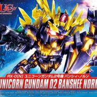 BB Senshi 391 Unicorn Gundam 02 Banshee Norn