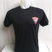 kaos hitam brimob logo