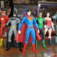 JUSTICE LEAGUE BATMAN SUPERMAN FIGURES - TOKO ACTION FIGURE CIREBON