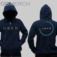 Jaket / Zipper / Hoodie / Sweater Uber Online - Navy