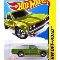 Datsun 620 HIJAU / GREEN - HW Hot Wheels Hotwheels