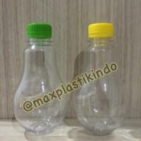 Botol bohlam/ botol lampu - 300 ml