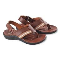 Sandal / sendal anak laki laki  coklat Blackkelly LFG 187 cibaduyut