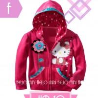 harga Jaket Import Anak | Jaket Anak Hello Kitty | Baju Anak Perempuan Tokopedia.com