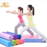 harga yoga mat / matras yoga 173 x 61 x 6 olahraga kesehatan anti slip gym Tokopedia.com