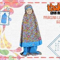 Thaluna Mukena Lunetha - Katun - Jual Jilbab Anak & Baju Muslim Anak