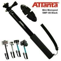 harga Attanta Tongsis Smp-08 For All Action Cam Brica,golpro,xiaomi Dll Tokopedia.com