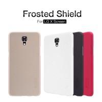 Nillkin Frosted Shield LG X Screen Hard Case Free Screen Guard
