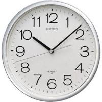 Seiko Wall Clock QXA014 White Exclusive / Jam Dinding Seiko QXA014S