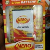 Battery Lenovo BL-203 A369/A316/A316i Merk NERO 2500mAh